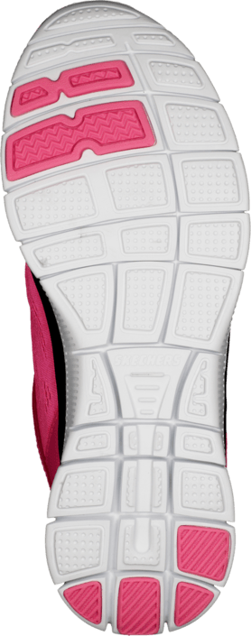 Skechers - Love your style Hot pink/black