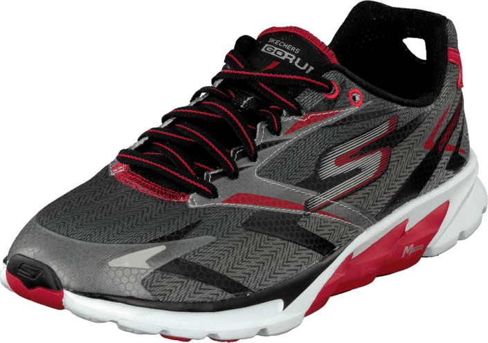Skechers - Go Run 4 Black/red