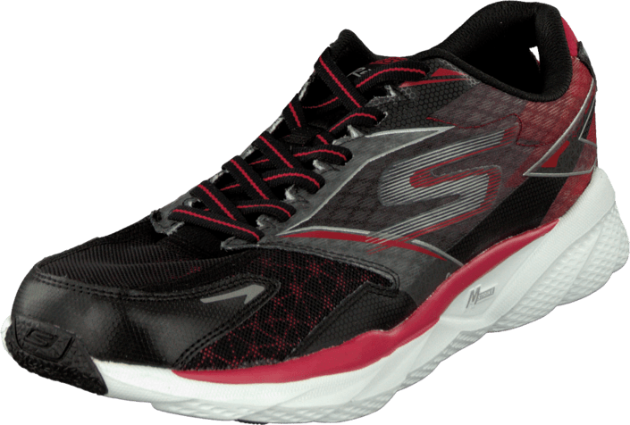 Skechers - Go Run 4 Ride Black/red