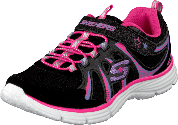 Skechers - Wunderspark Black/multi