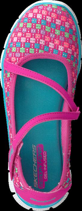 Skechers - Ziggity Zag neon pink/multi