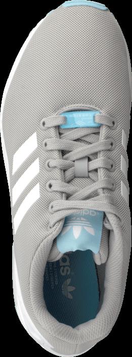 adidas Originals - Zx Flux W Clear Onix/White/Blush Blue