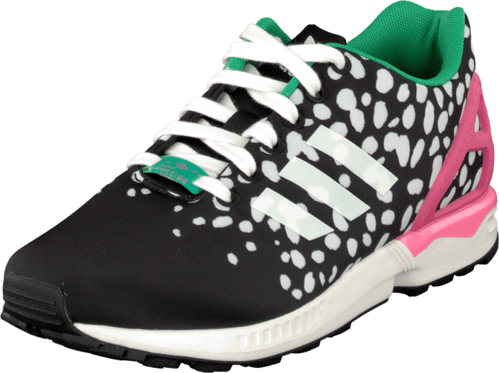 adidas Originals - Zx Flux W Core Black/White/Pink