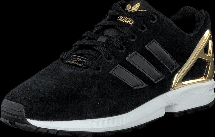 adidas svart guld skor