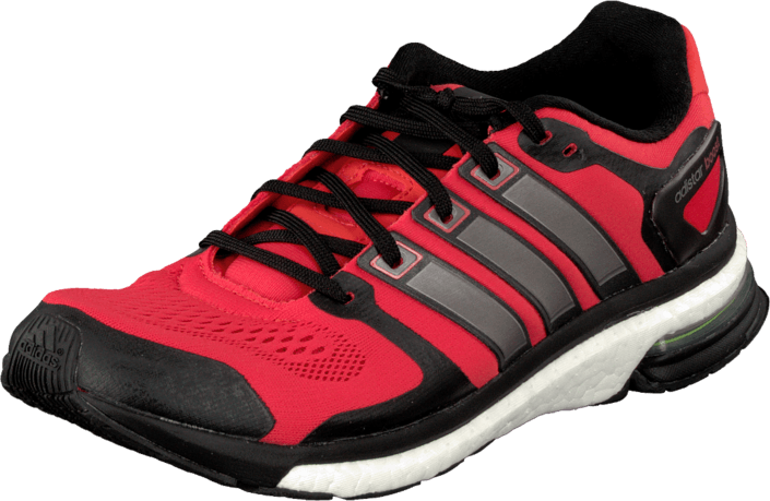 adidas Sport Performance - Adistar Boost M Esm Bright Red/Iron/Core Black
