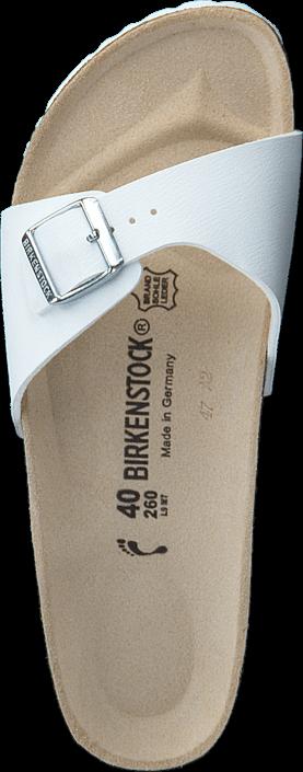 Birkenstock - Madrid Slim Birkoflor White