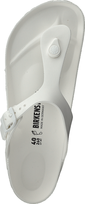 Birkenstock - Gizeh EVA Regular White