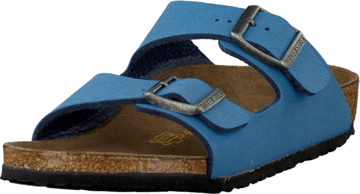 Birkenstock - Arizona Slim Birkoflor Deep Water Blue