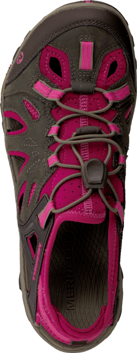 Merrell - All Out Blaze Sieve Boulder/Fuchsia