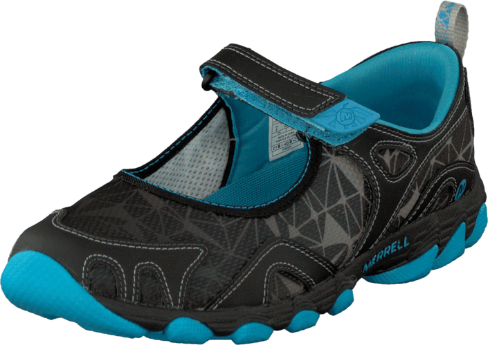 Merrell - Hurricane Mj Black/Horizon Blue