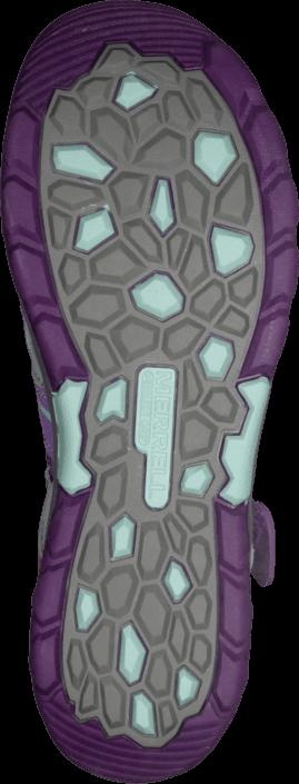 Merrell Hydro Hiker Sandal Purple/Blue