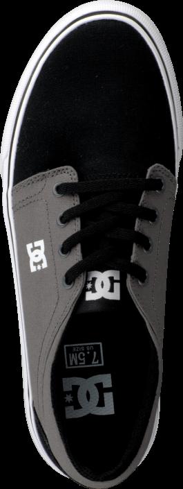 DC Shoes - Trase Tx Shoe Black/Dk Shadow