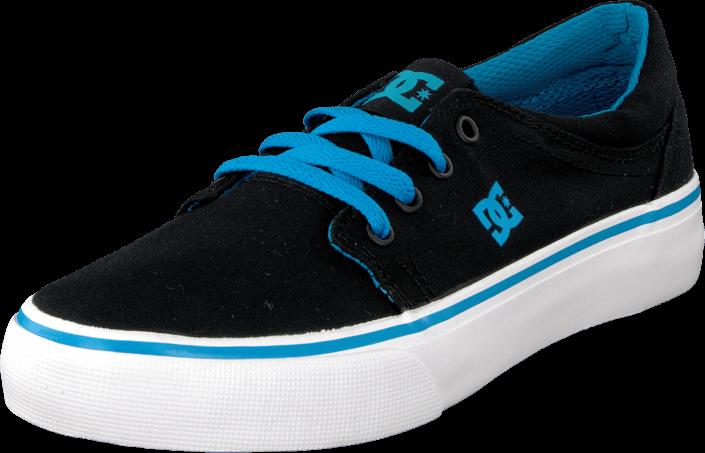 DC Shoes - Kids Trase Tx Shoe Blackturquoise