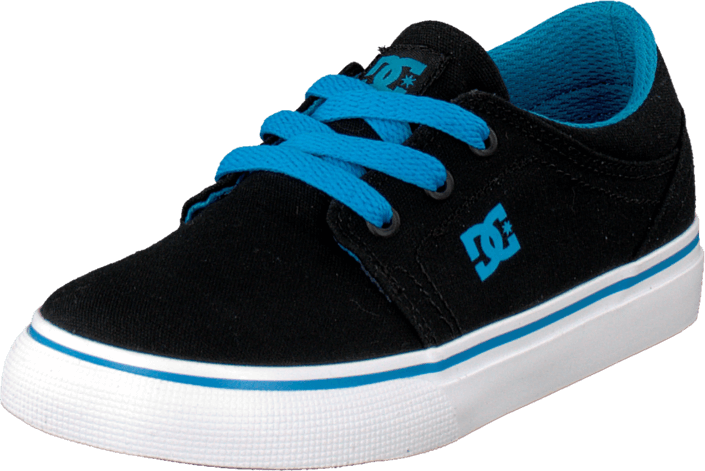 DC Shoes - Toddl. Trase Tx Shoe Black/Turquoise