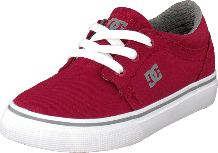 DC Shoes - Toddl. Trase Tx Shoe Red/Grey