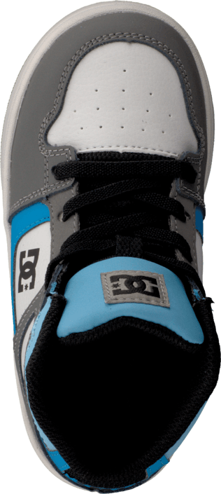 DC Shoes - Toddl. Rebound Ul Shoe Grey/Grey/Blue