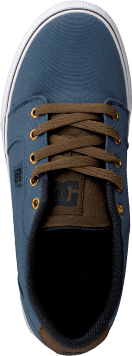 DC Shoes - Anvil Tx Shoe Blue/Brown/Blue