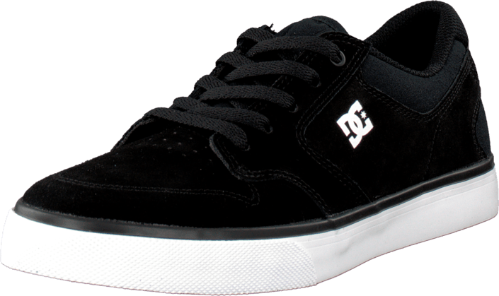 DC Shoes - Kids Nyjah Vulc  Shoe Black/White