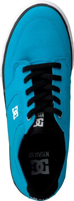 DC Shoes - Kids Nyjah Vulc Tx  Shoe Turquoise/Black
