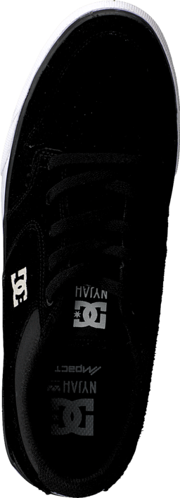 DC Shoes - Nyjah Vulc Shoe Black