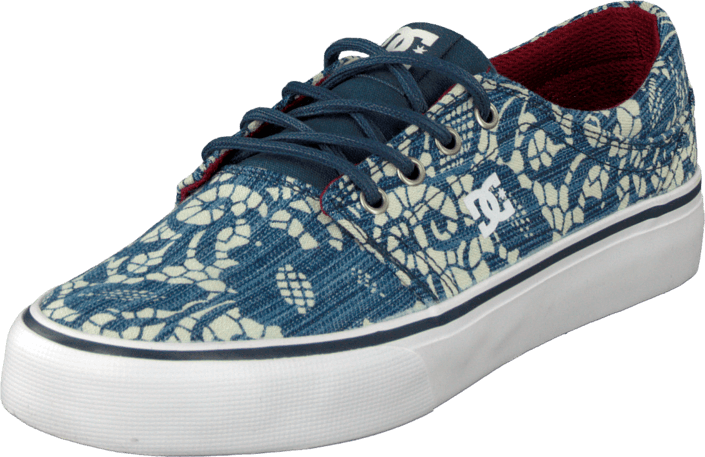 DC Shoes - Girls Trase Tx Se Shoe Denim