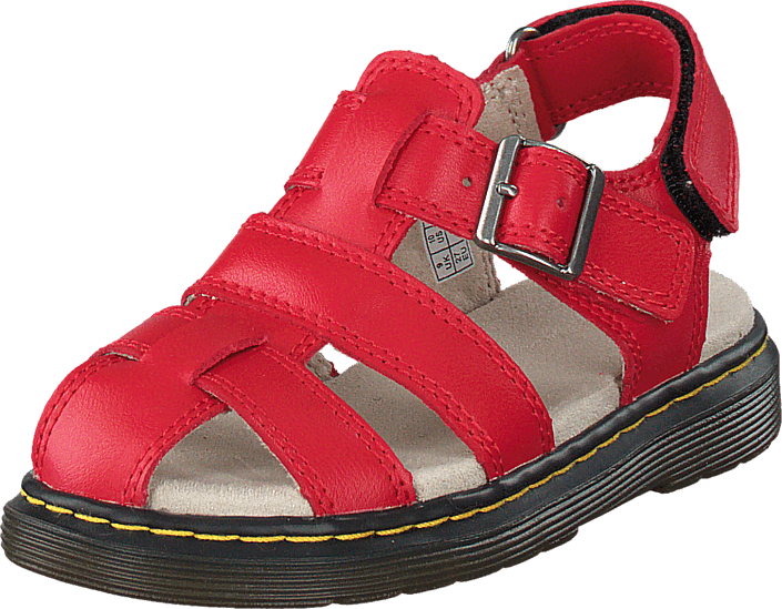 Dr Martens - Moby Red