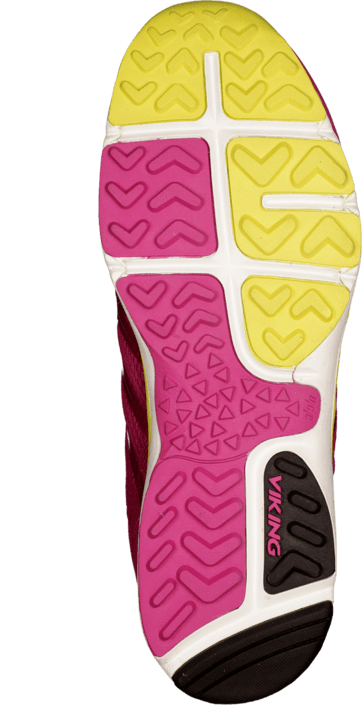 Viking Marka W Dark Pink/Yellow