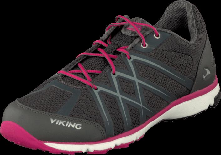 Viking - Marka W Pewter/Dark Pink
