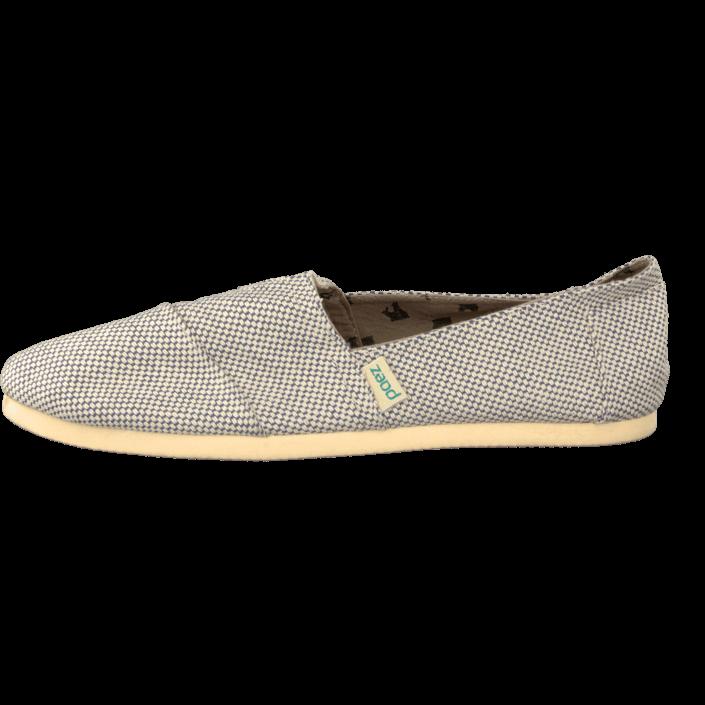 Dasia Daylily Slip-in Grey, Schuhe, Flache Schuhe, Espadrilles, Grau, Female, 35