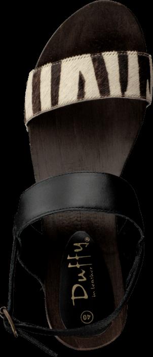 Duffy - 59-00501 Black/Beige