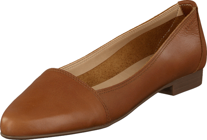 Esprit - Juno Toe Cap Brown