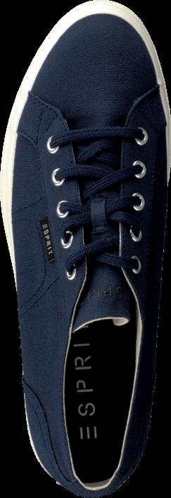 Esprit Starry Lace Up Dark Night Blue