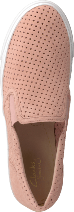 Clarks - Glove Puppet Dusty Pink