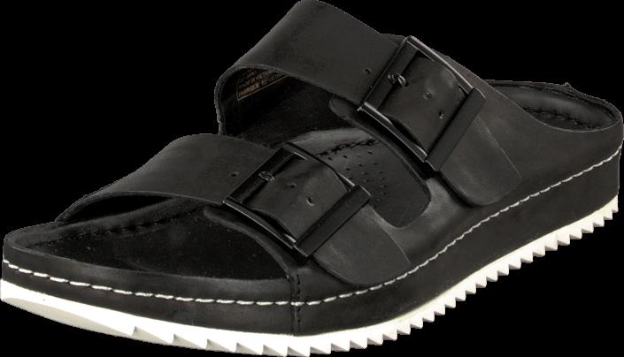 Clarks - Netrix Rose Black Leather