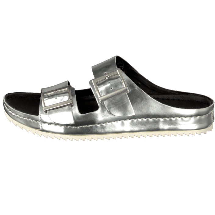 6408b8fc6 Köp Clarks Netrix Rose Silver Metallic gråa Skor Online
