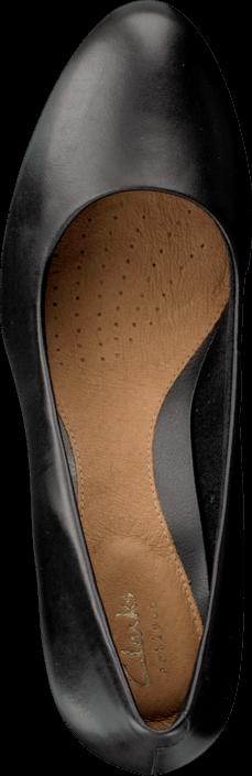 Clarks - Tempt Appeal Black Leather