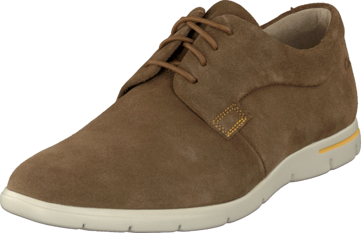 Clarks - Denner Motion Brown Suede