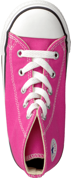 Converse - Chuck Taylor All Star Small Hi Seasonal Pink Paper