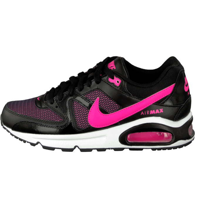 new style 6dc64 45f6b ... skor 2836c 0638d  italy buy nike nike air max command black pink pow  white grey shoes online footway 4339a