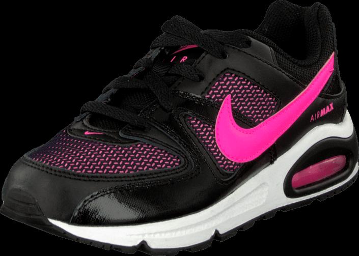 sneakernews libre d'expédition 2014 unisexe Nike Commande Air Max Noir / Rose Pow-blanc images footlocker livraison rapide yypwq00yv