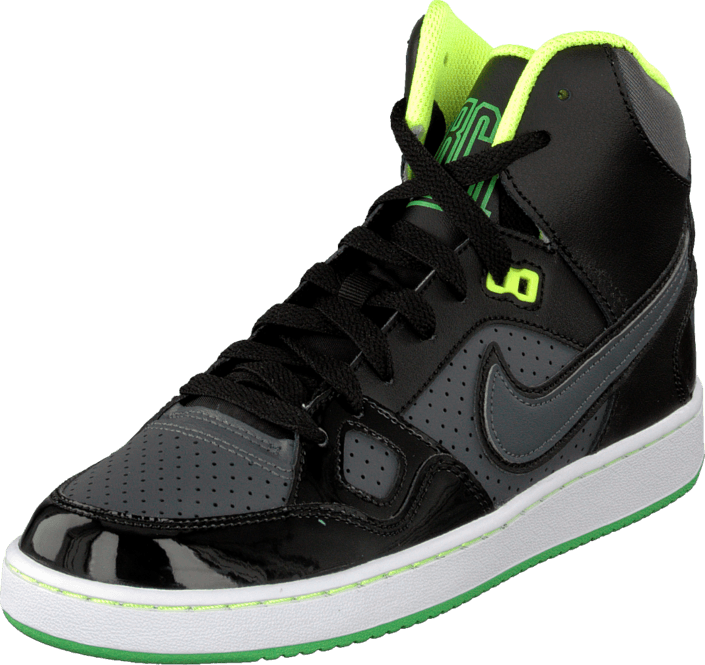 Nike - Son Of Force Mid (Gs) Black/Drk Grey