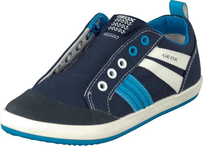 Geox Jr Kiwi Boy Navy/Sky