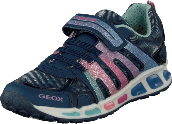 Geox - J Shuttle Girl Navy