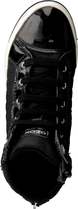 Geox - Jr Creamy Black