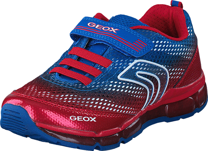 Geox - J Android Boy Royal/Red