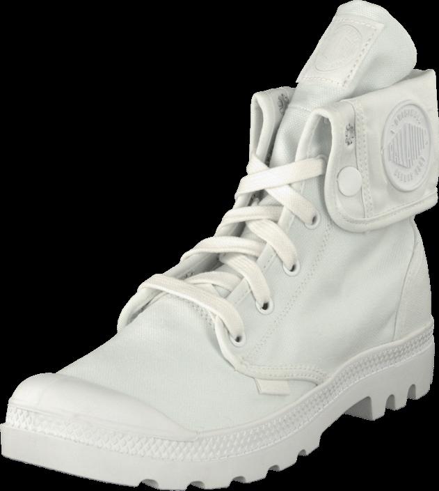 Palladium - Baggy Ladies White