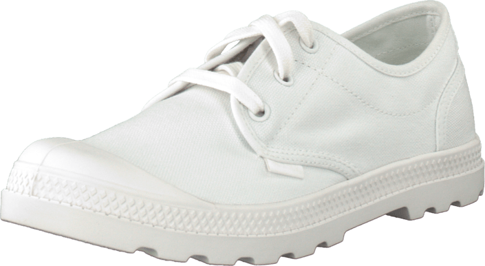Palladium Oxford LP White