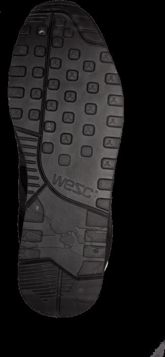 WeSC - PR02 - Post Racer Black
