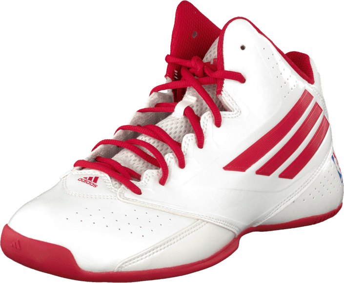 adidas Sport Performance - 3 Series 2014 Nba K White/Scarlet/Royal