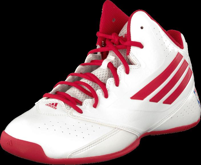 adidas Sport Performance 3 Series 2014 Nba K White/Scarlet/Royal